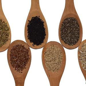 Semillas y cereales